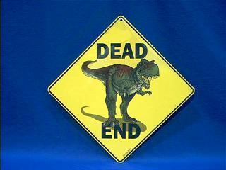 Trex_sign_dead_end